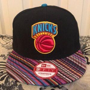 Knicks strapback hat